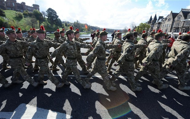 Military-style discipline to raise standards in state schools
