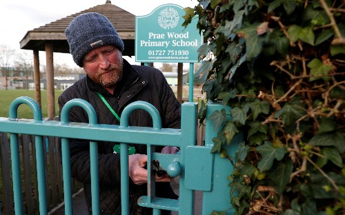 Schools chaos as headteachers face 'life and death' decision over key workers in coronavirus crisis