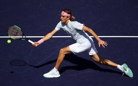 Stefanos Tsitsipas: 'I appreciate this more, knowing I had to suffer so much to get there'