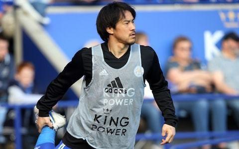 Shinji Okazaki to leave Leicester City on free transfer this summer
