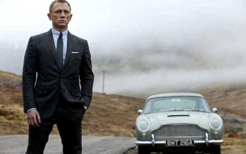 How to train like James Bond