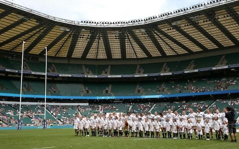 Fiao'o Fa'amausili disappointed more fans did not turn out to watch England Women face Barbarians