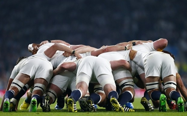 England involved in more illegal Rugby World Cup scrummaging