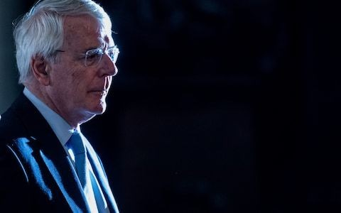 John Major to argue against 'political prorogation' - but critics accuse him of doing the same