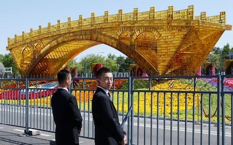 China's new Silk Road: The trillion-dollar BRI project may force a binary choice between Washington and Beijing