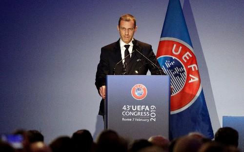 Uefa warn of European bans if leagues end seasons prematurely