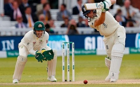 Chris Woakes back England's big-hitters Ben Stokes and Jos Buttler to rescue hopes of Lord's victory