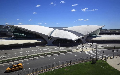 New York's former TWA airport terminal to become a design hotel