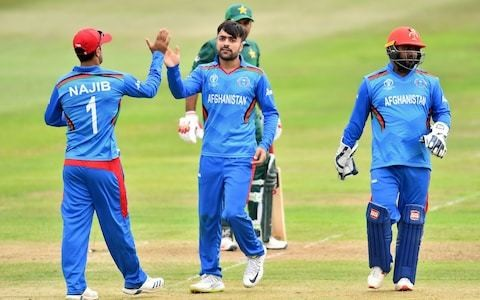 Rashid Khan: 'Sport is the only thing that brings peace to Afghanistan'
