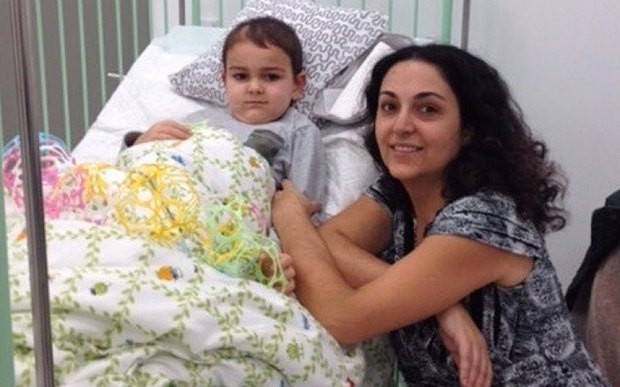 Brain tumour boy Ashya King is free of cancer after proton therapy, parents say