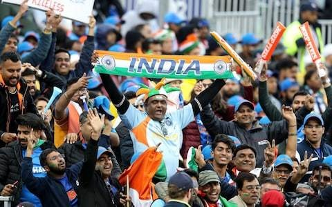 India and Pakistan are far beyond sporting rivals, but at Old Trafford only cricket mattered