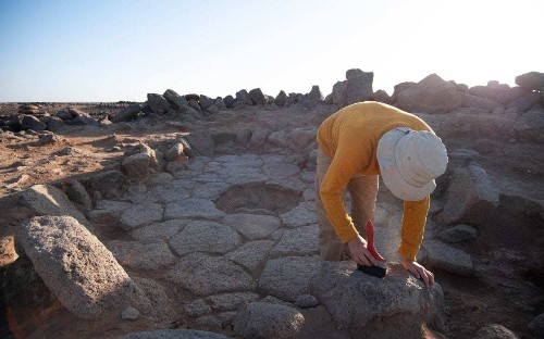 World's oldest bread shows hunter-gathers were baking 4,000 years before birth of farming