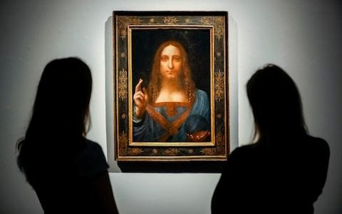 Paris Louvre 'will not show' world's most expensive painting amid doubts over authenticity