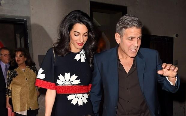 Sales of grey hair dye soar as youngsters ape George Clooney