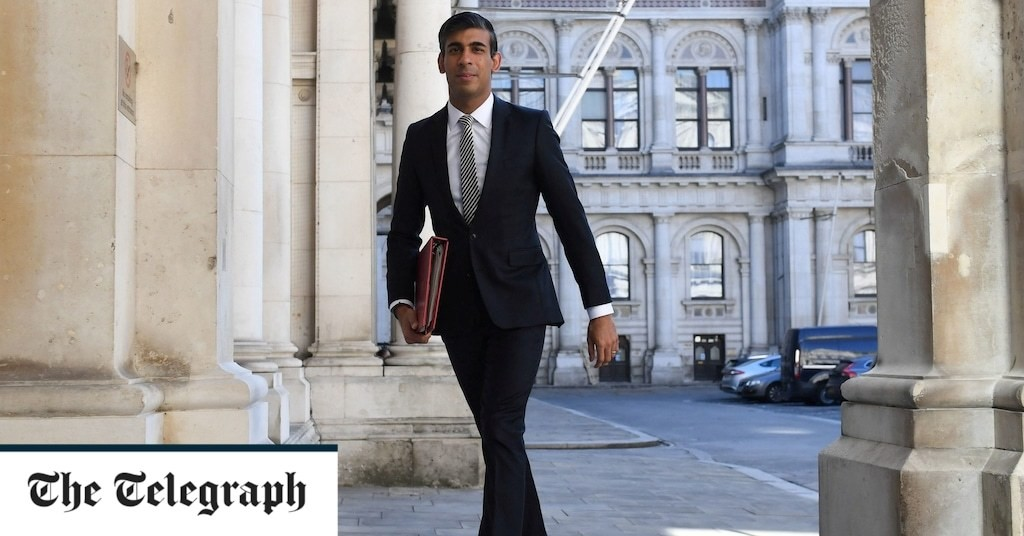 Rishi Sunak could hike business rates for 'most valuable properties'