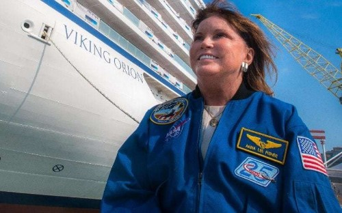 Space tourists could be struck down by astro-sickness, warns Nasa astronaut