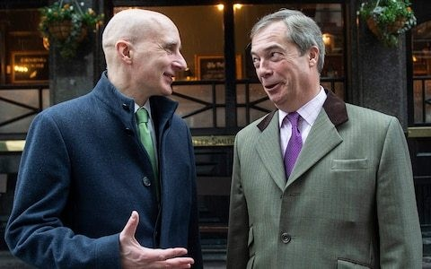 Forcing Lord Adonis to accept Brexit shows how terrified Labour is about Nigel Farage