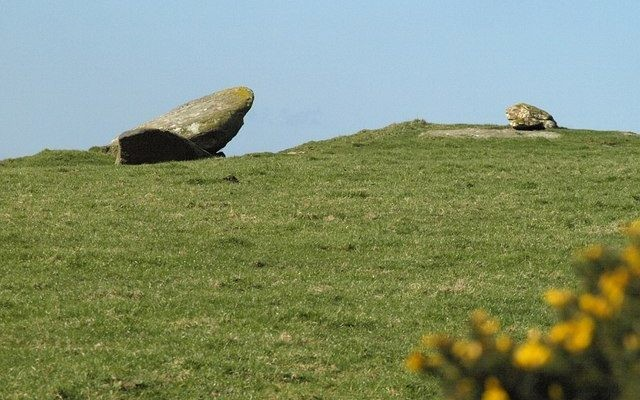 Ancient stone monuments may have been used for mysterious moonlit ceremonies, say archaeologists