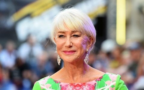 Dame Helen Mirren: 'My family could have easily become homeless'