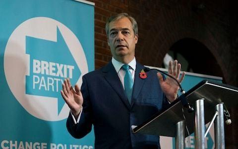Nigel Farage's false claims could sabotage Brexit