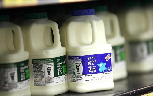 Drinking full-fat milk could protect against strokes, study suggests