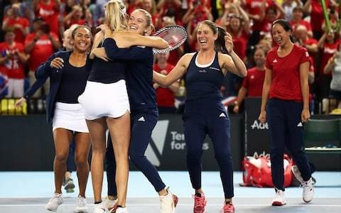 New Fed Cup finals format to make debut on Budapest clay next April