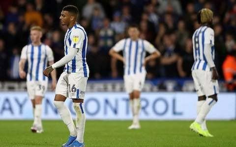 Fulham down Huddersfield as Ivan Cavaleiro's Premier League quality strike piles pressure on Jan Siewert
