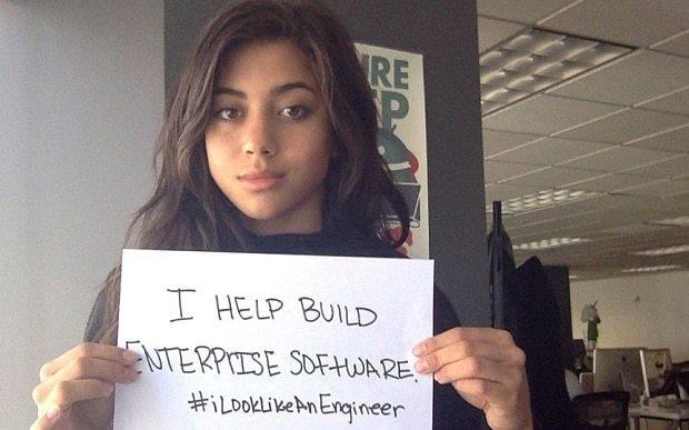 #ILookLikeAnEngineer: Women scientists smash sexist gender stereotypes on Twitter