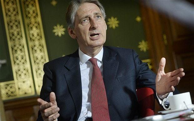 Britain is 'lighting a fire' under the European Union, says Philip Hammond