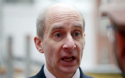 Andrew Adonis running as an MEP perfectly sums up the nature of the Brussels gravy train