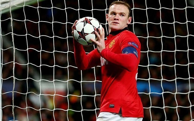 Manchester United forward Wayne Rooney hurt by slump
