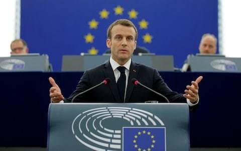 Emmanuel Macron 'holding North Macedonia hostage' in bid to force deeper EU integration
