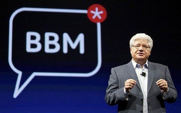 Mike Lazaridis drops plans to buy BlackBerry