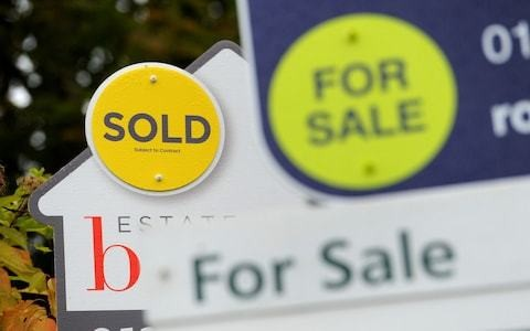 Struggling South East drags house price growth to lowest since 2012