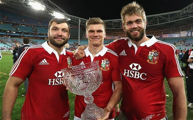 Geoff Parling emerged from the shadows a Lions legend and is now aiming for more glory with Leicester