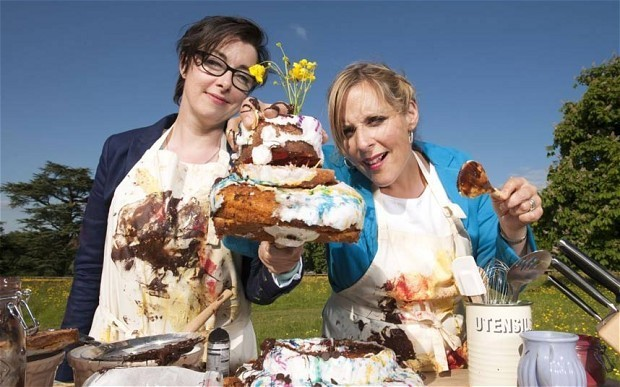 The Great British Bake Off, episode one, review