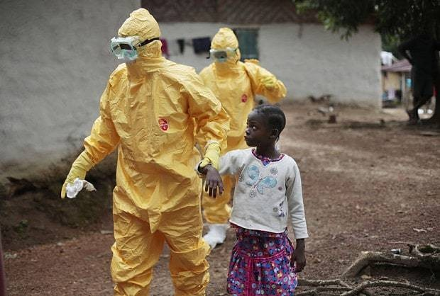 Thousands of children orphaned by Ebola outbreak