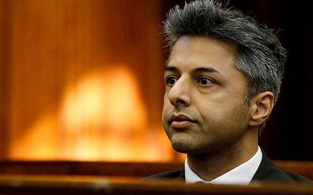 Shrien Dewani went shopping rather than attending blessing of Anni's body