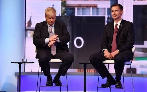 'It was a waste of time' - Telegraph readers on the BBC's Tory leadership debate