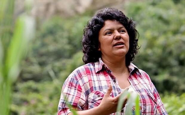 Honduran environmentalist Berta Caceres murdered in her home