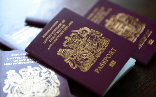 British passports being 'sold on dark web' for £750