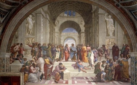 The History of Philosophy by AC Grayling, review: all the way from Aristotle to Zeno
