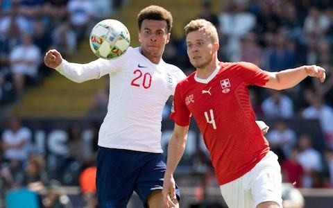 Dele Alli: This was a season of learning for me - I'll be better next year