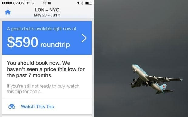 The cheapest time to book a flight? New app thinks it has found the secret