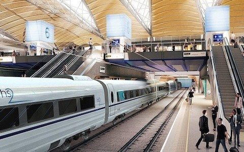 Balfour Beatty boss calls for clarity on Heathrow and HS2