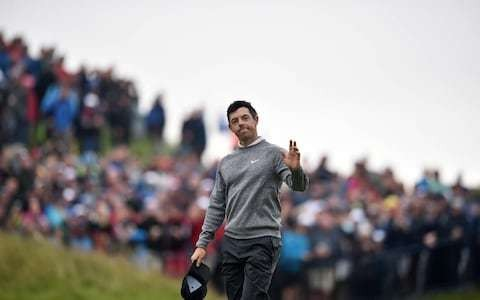 Rory McIlroy's 'blip' at Open is an all too familiar story in the majors - yet he remains on course for World No 1 spot again