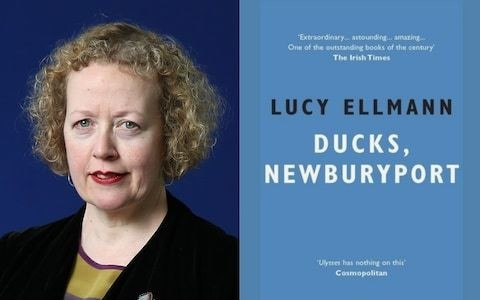 Ducks, Newburyport by Lucy Ellmann, review: could this 1,000-page epic win the Booker Prize?
