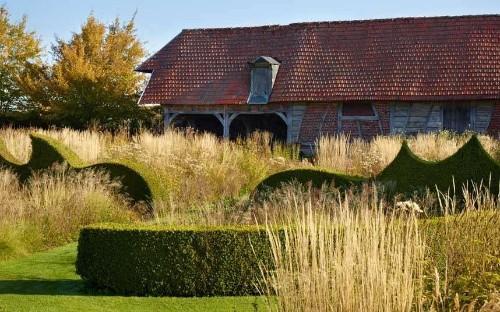 Inside Le Jardin Plume - Telegraph