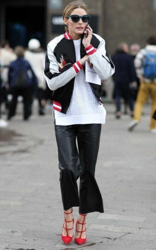 How to dress up a casual outfit