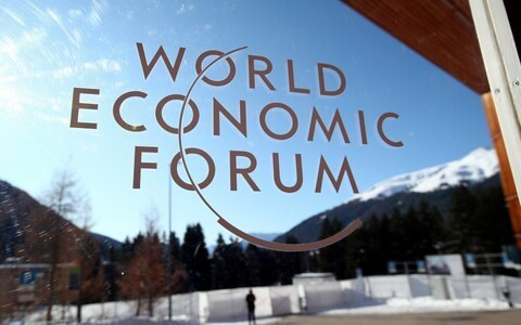Private jets undermine green agenda in the Davos snow